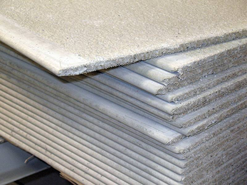 Asbestos cement sheets, 1750×1110mm, 8.0mm